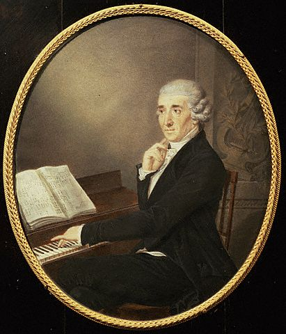 Joseph Haydn, o Primeiro da Trade Clssica