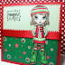 A Merry and Bright Sonny card