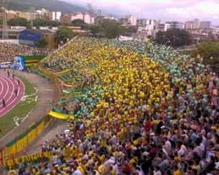 Club Atletico Bucaramanga, mi club de colombia