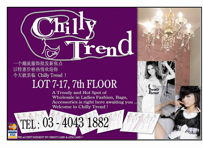 CHILLY TREND FASHION WHOLESALER