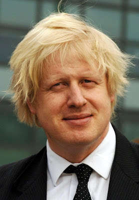 This one is Boris Johnson