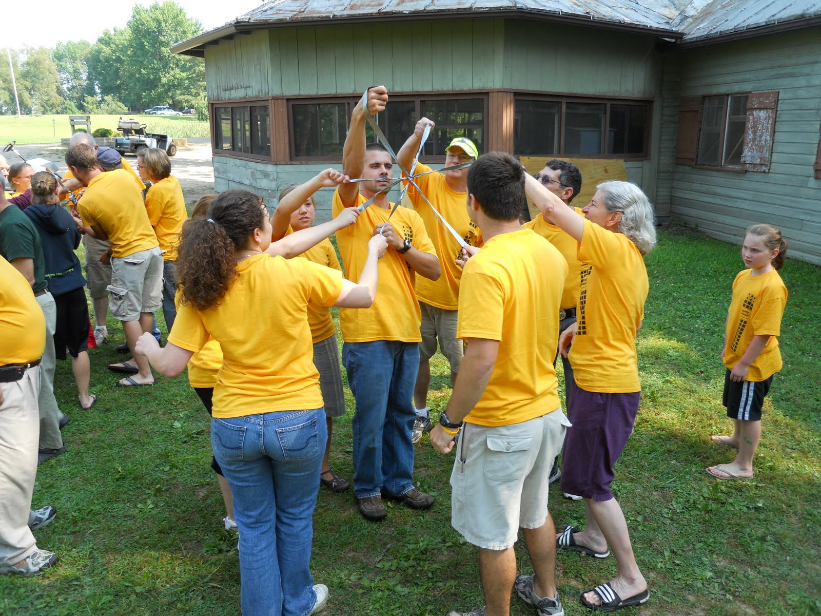 Teen team building camps in il has touched