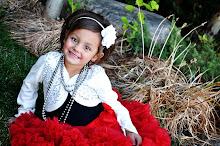 McKenna- Still our little princess!