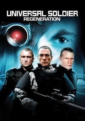"""Filme Soldado Universal 3 Regeneração Soldado Universal: Regeneração traz novamente juntos, nas telonas, Jean-Claude Van Damme e Dolph Lundgren, que, agora acompanhados do campeão de vale tudo Andrei """"The Pit Bull"""" Arlovski,"""
