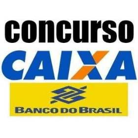 Apostilas Banco do Brasil e Caixa - Concurso 2010  Tamanho: 34.2MB Formato: RAR Idioma: PT - BR