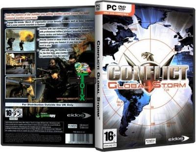 Baixar Conflict-Global Storm Rip FULL (2010) Encarregado de localizar e, finalmente, derrotar uma nova força do terrorismo global,
