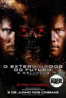 O Exterminador do Futuro 4 – Dublado Passado no pós-apocalíptico ano de 2018, O Exterminador do Futuro: A Salvação é estrelado por Christian Bale como John Connor, o homem destinado a liderar a resistência humana contra a Skynet e seu exército de Exterminadores.
