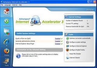 Baixar Ashampoo Internet Accelerator v3.20 + Serial