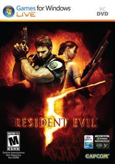 Resident Evil 5 Full rip Resident Evil 5 é a seqüência da renomada franquia que criou o gênero
