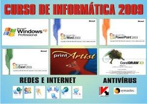Apostila Curso Completo de Informatica 2009