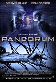 Baixar Pandorum DVDRip Dublado Em 500 anos a humanidade estará migrando do Planeta Terra pois ele estará morrendo.