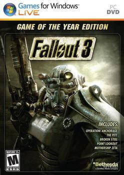 Baixar Jogo Fallout 3 Game of The Year Edition