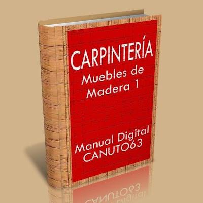 Carpinteria muebles de madera 1 libros digitales free for Libros de muebles de madera