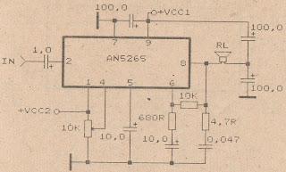 circuit diagram an5265 amplifier circuit rh schemtitic blogspot com