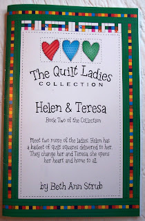 Meet Helen and Teresa in Book Two of The Quilt Ladies Book Collection