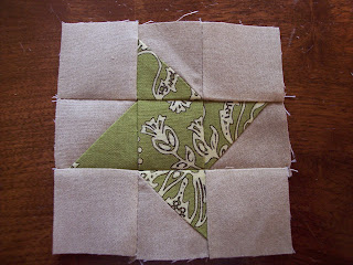 How to Piece a Friendship Quilt Block