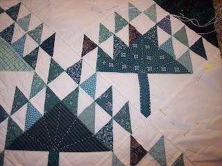 Pine Tree Quilt
