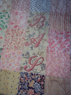 The First Quilt I ever Made