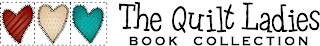the quilt ladies book collection logo for store