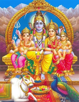 lord shiva wallpaper. Lord Ganesh Family Photos