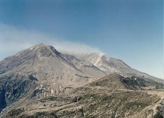 Mount Saint Helens National Monument Washington 1992