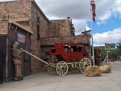 Denny's WigWam Kanab Utah