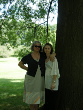 Mom and Me - Rutgers Campus