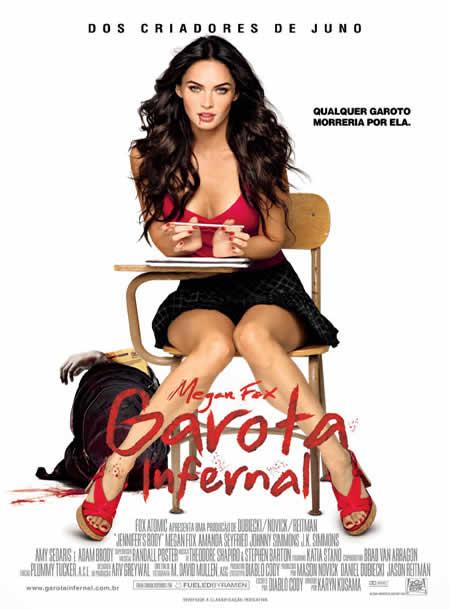 Filme Poster Garota Infernal DVDRip XviD Dual Áudio