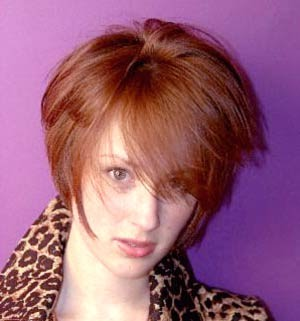 great emo hairstyle: Cute Modern Short Hairstyles for Thin Hair 2010