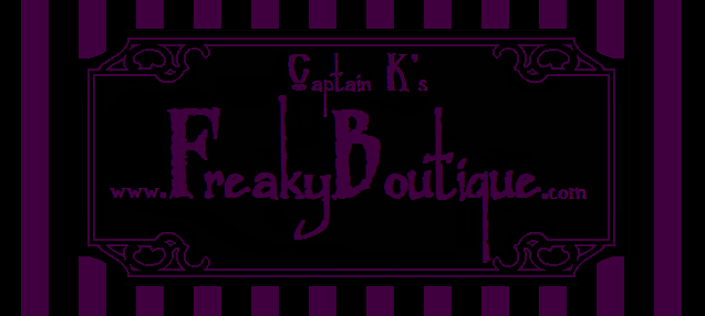 Captain K's Freaky Boutique