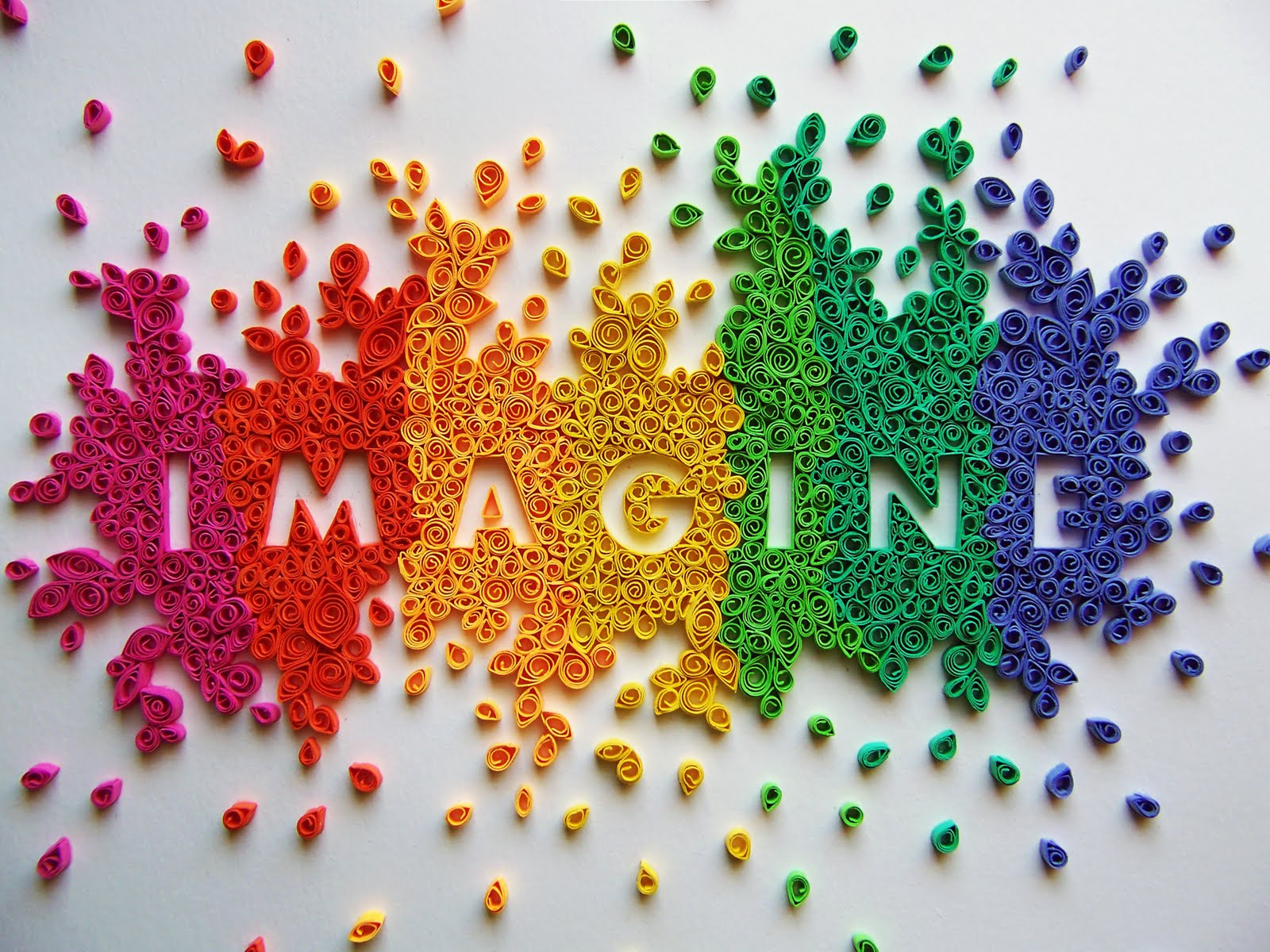 Imagine Quilling Finished (I Think) title=
