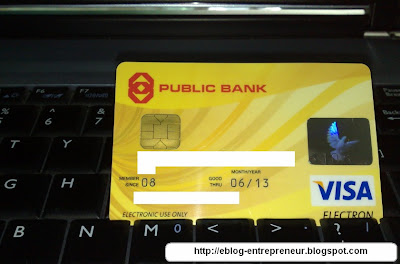 is visa electron a debit card