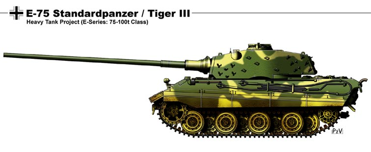 E75 German Tank http://forum.worldoftanks.eu/index.php?/topic/30010-e-series-and-other-german-heavy-tanks/