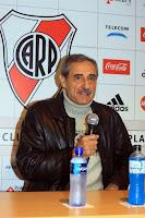 Angel Cappa DT de River Plate habla de las posibilidades del descenso