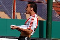 Affranchino festeja su gol en river plate 1 huracan 0 2010