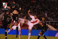River Plate Gol de pavone a Quilmes