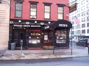 photo of Pete's Tavern, New York, NY