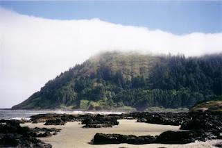 photo of Cape Perpetua, Oregon