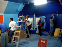 mutisensory room, DIF El Sauz, Guadalajara, Mexico