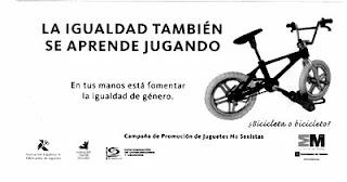 bicicleto o bicicleta?