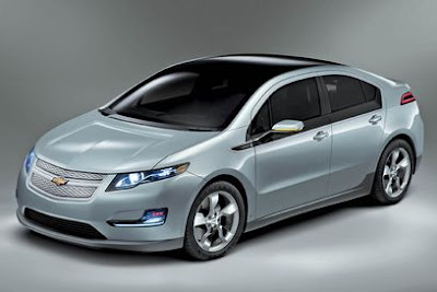 GM's chevy volt- not eco friendly at all
