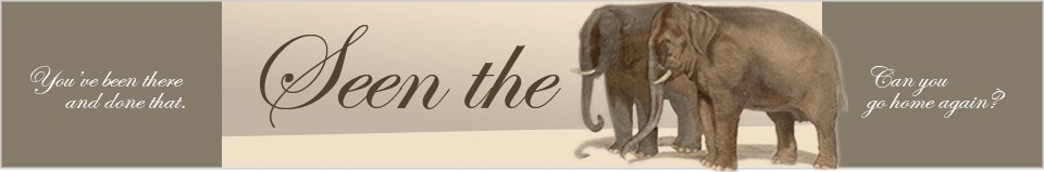 Seen the Elephant