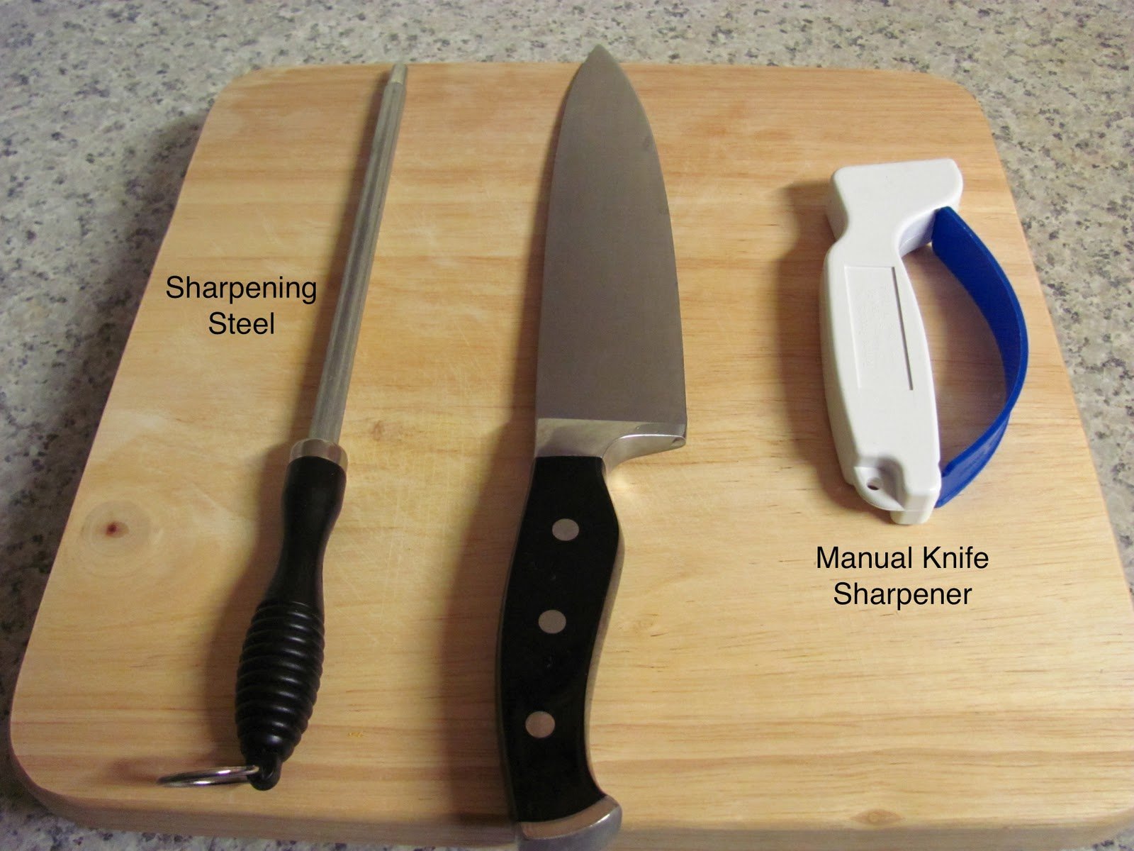 technique knife sharpening guest post much ado about fooding