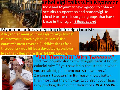 Rebel vigil talks with <b>Myanmar</b>
