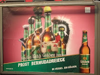 Kölsch beer advertising