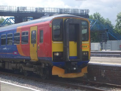 East Midlands Trains Class 153