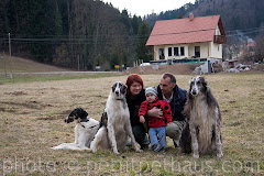 Naša družina & Our family 2008