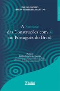 """"""" A Sintaxe das Construções com SE no Português do Brasil"""