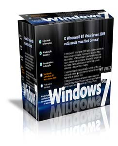 Windows XP Vista Se7ven 2009 – Português – BR