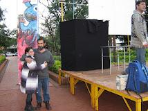 En el X Festival Tatá Pirirí 2008